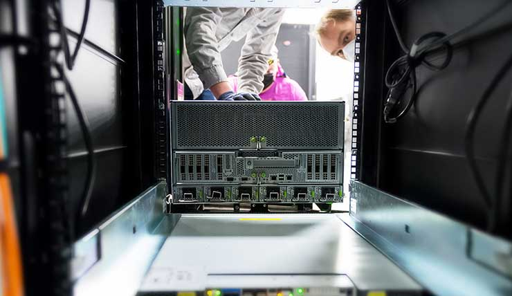 NVIDIA Unveils Beefed-Up AI Hardware for Data Centers