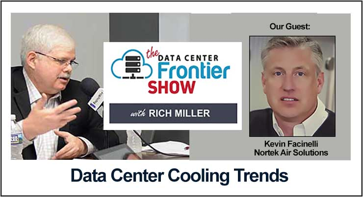 DCF Podcast: Data Center Cooling Trends