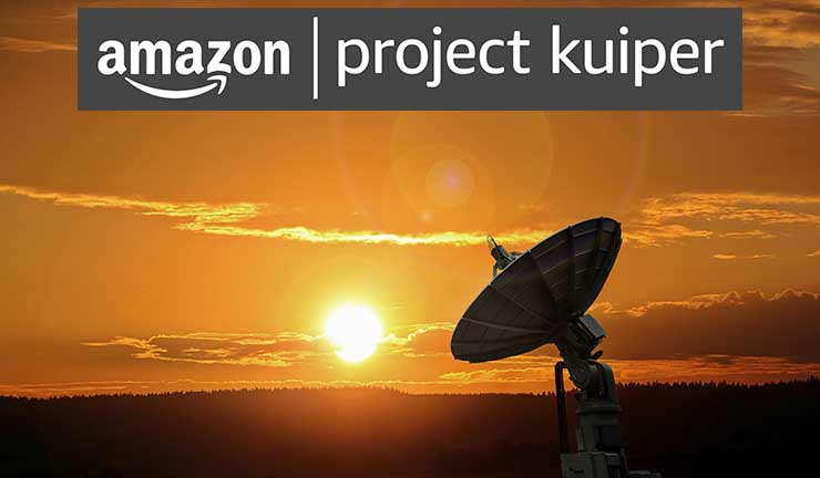 Project Kuiper: Amazon Bets $10 Billion on the Future of Space Commerce