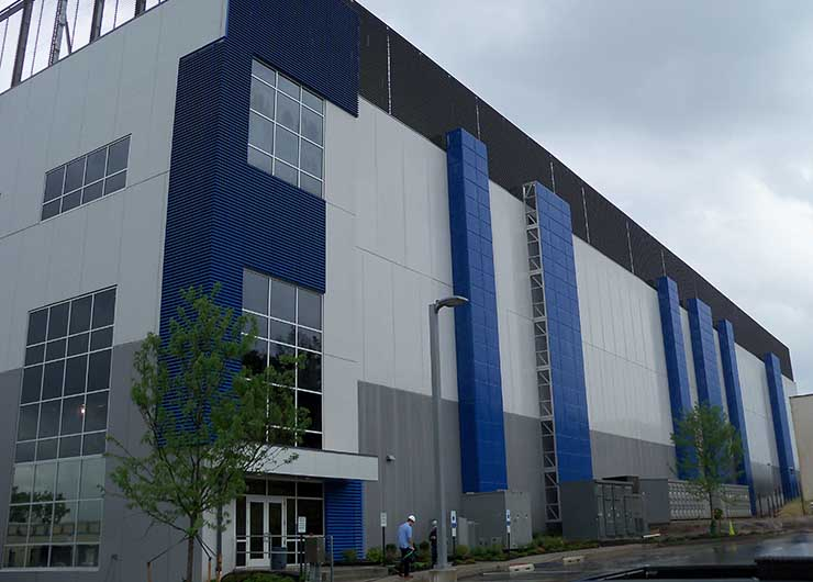 Build-to-Suit is Back in Rebounding New Jersey Data Center Market