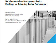 Data Center Airflow