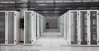 A look inside the 365 Data Centers facility in Long Island, N.Y. (Photo: 365 Data Centers)