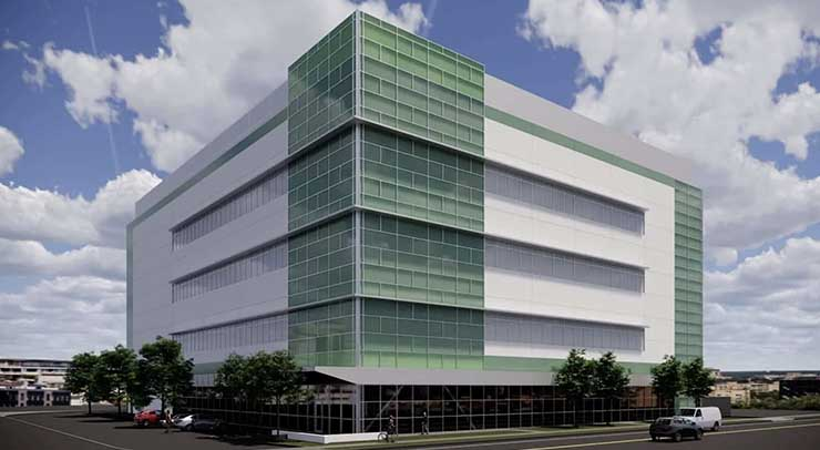 Prime Data Centers Plans Four-Story Project in Santa Clara
