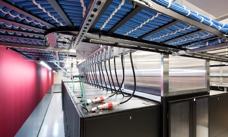Follow the Network: Connectivity and Data Center Site Selection