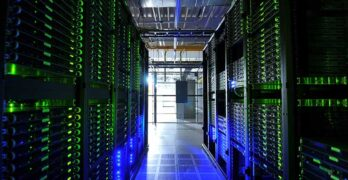 Servers inside a 365 Data Centers facility in New Jersey. (Photo: 365 Data Centers)