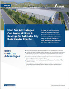 Salt Lake City Data Centers