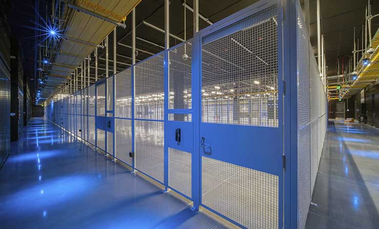 COVID-19 Pandemic Drives Data Center Leasing to Record Heights