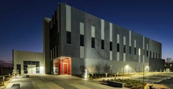 The Equinix DC21 data center in Ashburn, Virginia. (Photo: Equinix)