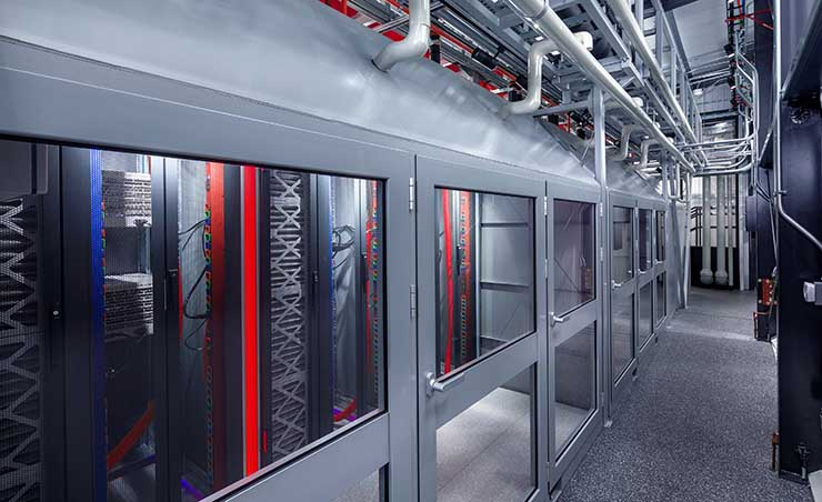 Switch Teams With FedEx, Dell to Deploy Edge Data Centers