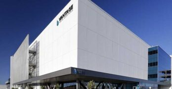 The Vantage Data Centers CA21 facility in Santa Clara, Calif. (Photo: Vantage)