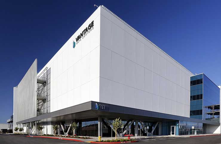 Vantage Raises $1.25 Billion in Equity Capital to Fund Data Center Growth