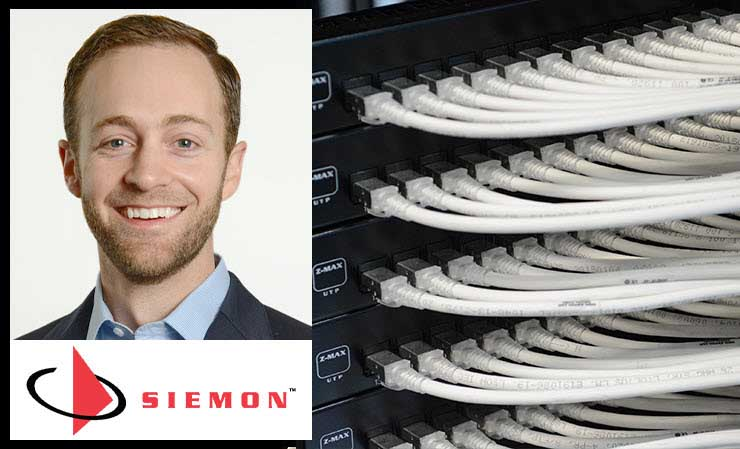 Henry Siemon Takes Helm as CEO of The Siemon Company