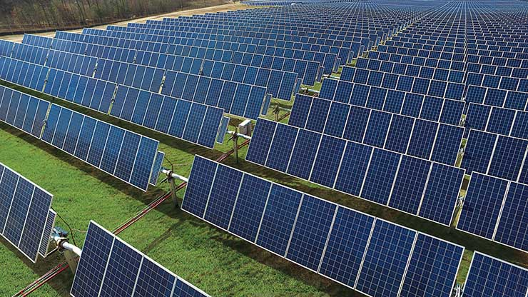 Dominion Energy Plans More Green Power for Virginia's Data Centers