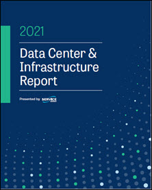 New Data Center Infrastructure Strategies Top of Mind for IT Management in 2021