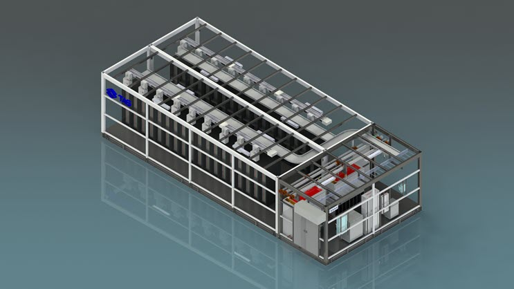Fit for the Edge: Modular Data Centers