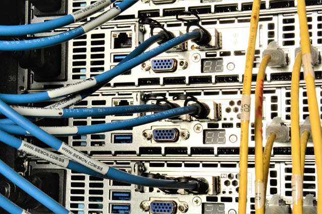 Maximize your Data Center Budget with High Speed Point-to-Point Cables