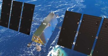 Satellite company Telesat is preparing to deploy its Lightspeed network of low-earth orbit (LEO) satellites to provide broadband Internet from space. (Photo: Telesat)