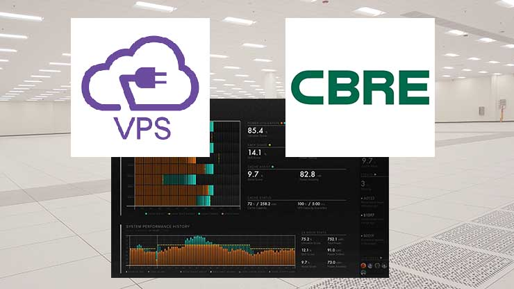 CBRE Embraces Software-Defined Power with VPS Partnership
