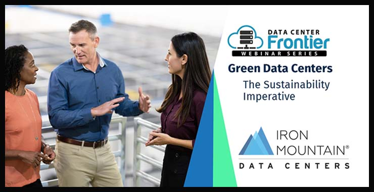 WEBINAR: Greening of Data Centers and the Sustainability Imperative