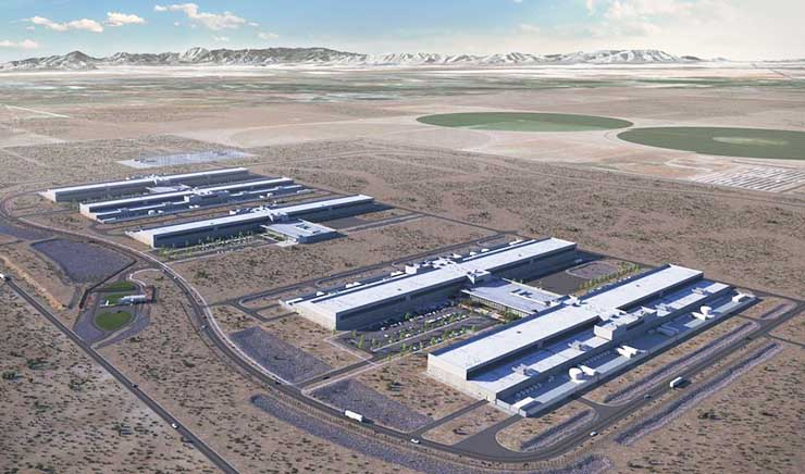 Facebook to Expand Utah Data Center Campus by 900,000 SF