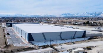 he new Aligned SLC02 data center in scenic West Jordan, Utah. (Photo: Aligned)