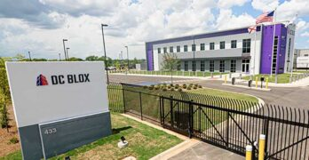 The DC BLOX data center campus in Birmingham, Alabama. (Photo: DC BLOX)