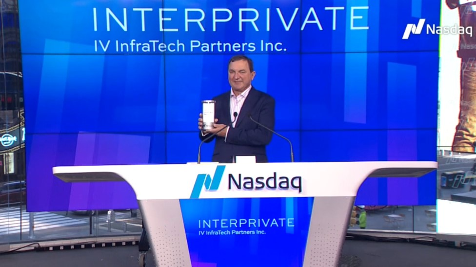 InfraTech SPAC Raises $250M in IPO, Plans Digital Infrastructure Deals
