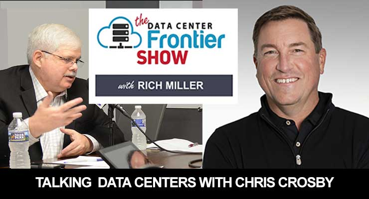 Talking Data Centers With Compass Datacenters CEO Chris Crosby