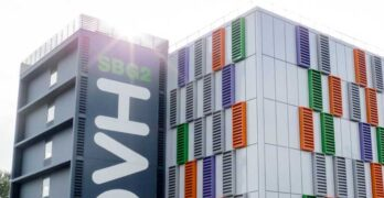The OVH SBG2 data center in Strasbourg, France. (Photo: OVH)
