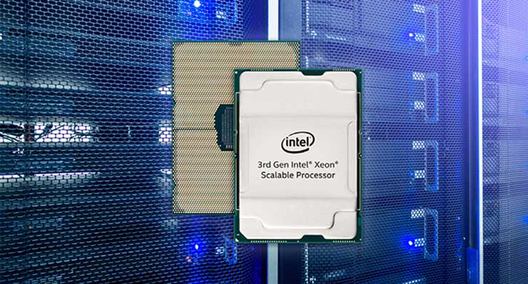 Intel Unveils Ice Lake Xeons, Touting Flexible Power for Diverse Workloads