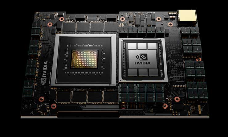 NVIDIA Launches Grace CPU to Bring Arm Efficiency to Massive AI Workloads