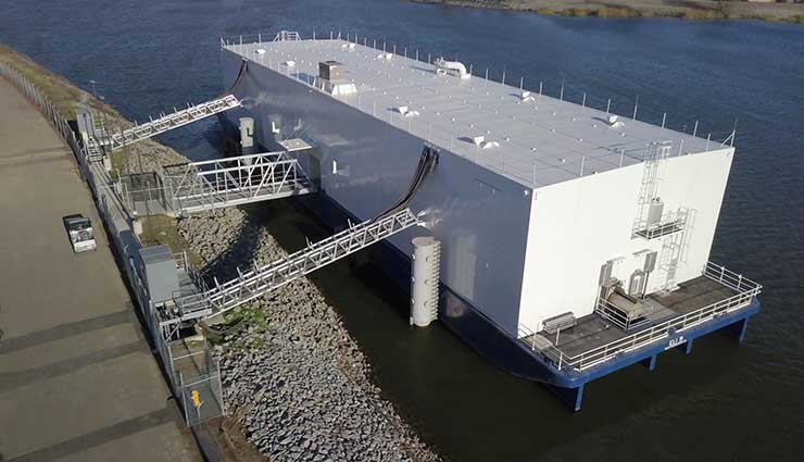 Nautilus Comes Ashore With Water-Cooled Data Center in Maine