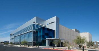 The Iron Mountain AZP-2 data center in Phoenix, Arizona. (Photo: Iron Mountain)