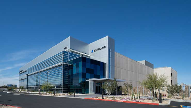 Iron Mountain Lands 6 MW in Leasing for Phoenix Data Center Campus