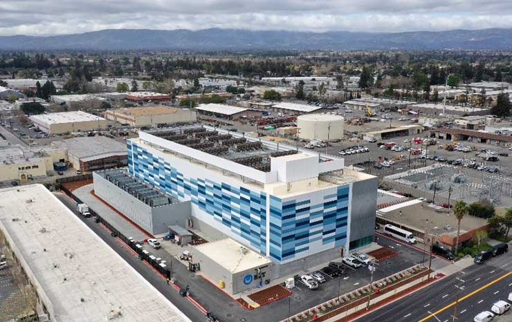 NTT Global Continues Expansion With New Santa Clara Data Center