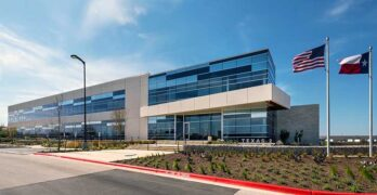 The Data Foundry Texas 2 data center in Austin. Switch is acquiring Data Foundry to enter the Texas market. (Image: Data Foundry)