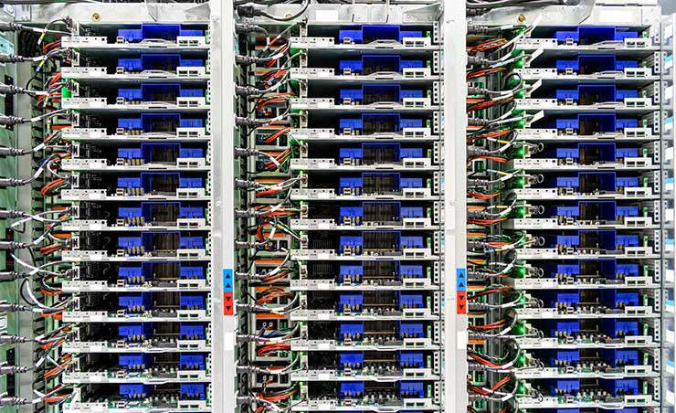 Google to Tap Geothermal Energy for Nevada Data Center Campus
