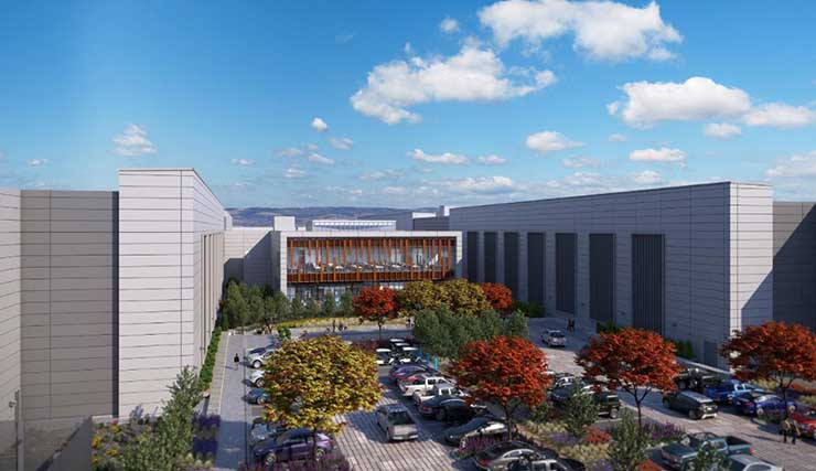 Stacking Server Halls: Facebook Boosts Capacity With New Data Center Design