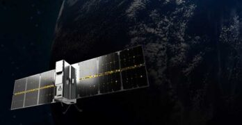 An illustration of the Fleet Space Centauri 4 nanosatellite, which was one of 88 satellites launched in a recent SpaceX mission. (Image: Fleet Space)