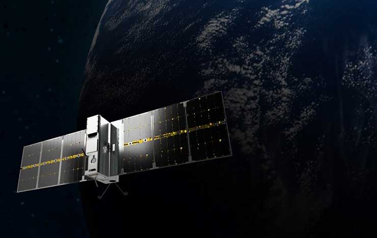 BigData From Space: How Satellite Launches Power Cloud Growth