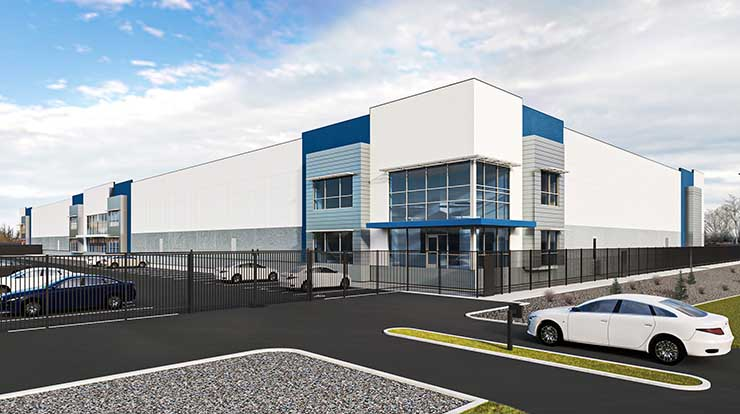 Aligned Lands Build-to-Suit Data Center Project in Salt Lake City