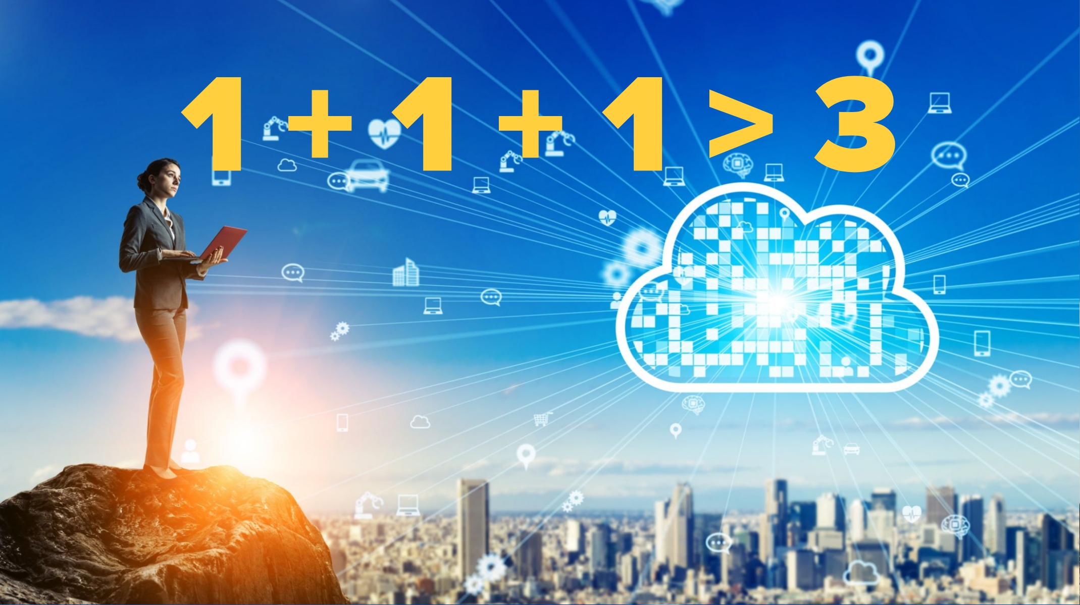 1+1+1>3 When It's a Hybrid Multi-Cloud Ecosystem at the Edge