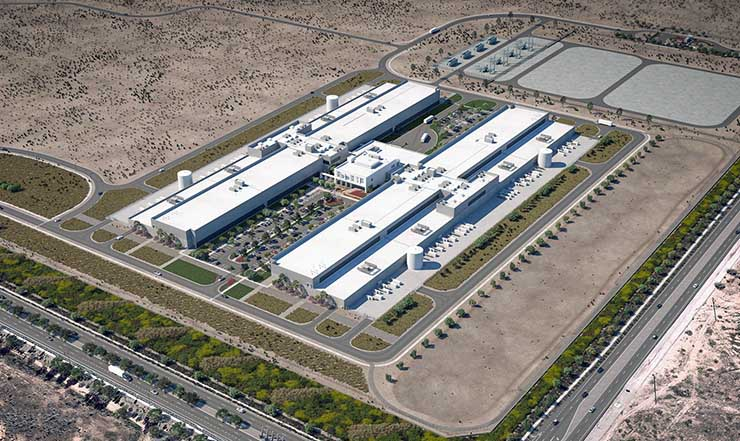 The Top 10 Data Center Stories for August 2021