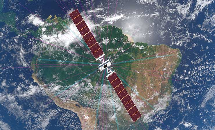 Space Broadband Wars Heat Up: SES Connects Azure Cloud, Cruise Ships