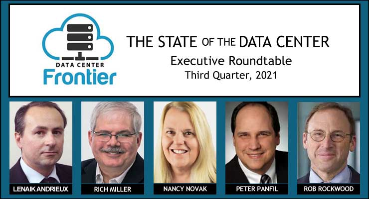 Executive Roundtable: The Chip Shortage and Data Center Supply Chain