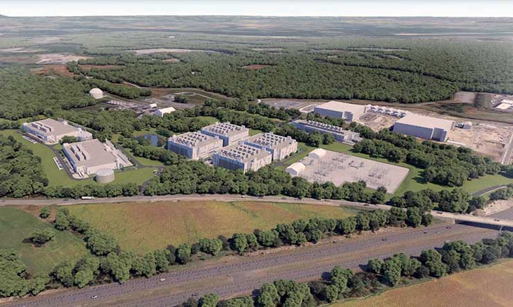 Leesburg and Beyond: TA Realty Sees Long-Term Growth in Data Centers