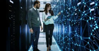 Software-defined services are defining more and more elements of data center operations and services. (Image: Shutterstock)