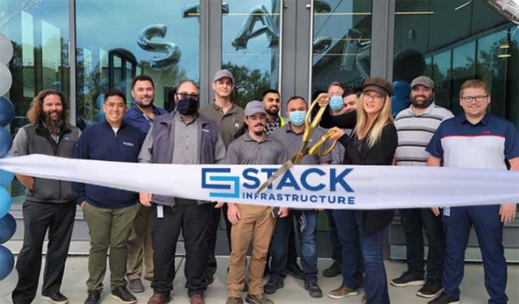 STACK Infrastructure Plans Major Expansion Into Asia-Pacific Markets